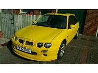 MG ZR 1.4 only 31000 miles