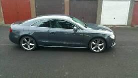 Audi A5 2.0 TDI quattro sline special ed massive spec