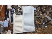 Free Scrap Metal (2 radiators). Free to collector from BH23 4 area