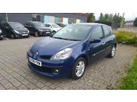Renault new CLIO Dynamique 1.5dCi 86 5 door, 2006, Diesel, £30 year road tax, FULL Service History