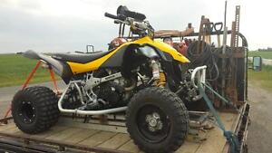 Used 2011 Can-Am ds 450x mx