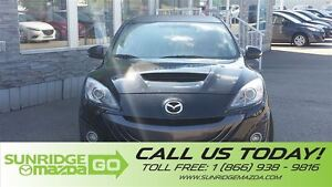 2013 Mazda Mazdaspeed3 PRICED TO SELL, LOW KMS, MANUAL, PREMIUM