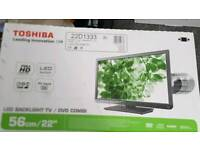 Toshiba TV/DVD PLAYER