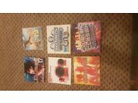 Bundle of clubland cds etc