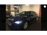 BMW 3 Series 2.0 320d M Sport Highline 2dr idrive satnav sunroof