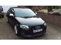 Audi S3 Automatic FSH 2 Keys DRL Huge Spec Like New HPI Clear MOT History Immaculate Motor PX Golf R