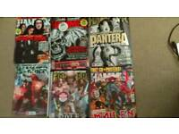 Metal Hammer Magazines & Cd's