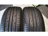 205 55 16 2 x tyres Goldway Eco- Blue