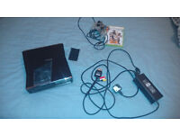 Selling xbox 360 slim fully functional but without HDD