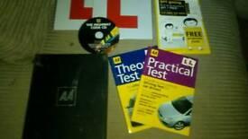 AA learner pack