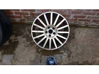 "Ford Mondeo st alloy 18"" driver wing mirror etc"