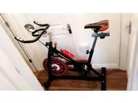 Hi-performance exercise bike