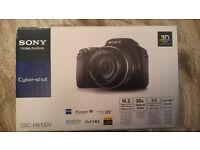 Sony Cyber shot DSC-HX100V Boxed + extras