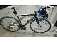 wilier lampre izoard carbon road bike
