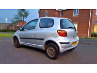 2004 Toyota Yaris 1.0 VVTi with 12months MoT - Timing & Service Just Done