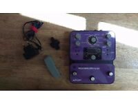 SourceAudio Soundblox - Pro BASS envelope filter Pedal + Hot Hand Ring - MINT CONDITION!!
