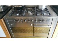 Tecnik 1285 range cooker for sale. Requires a new thermostat
