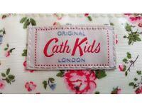 Genuine Cath Kidston Kids Handbag in cream Bramley Spring Design