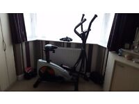 York Fitness Aspire 2in1 Cycle Cross Trainer