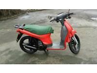 50cc Honda sh