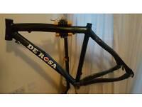 DE Rosa Bike Frame 1.6kg.