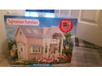 Sylvanian Family Bluebell Cottage