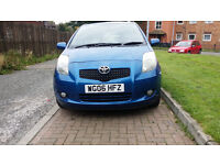Toyota yaris 1.4 diesel automatic, Low millage 28000 genuine with full service history