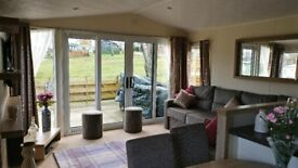 stunning Willerby Atlanta 2013 2 bedroom Static caravan -Appleby nr lakes and dales