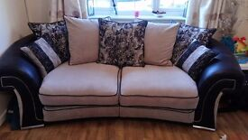 2 + 3 seater settees