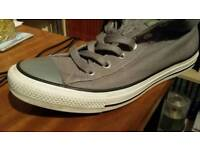 Converse All Star trainers size 8