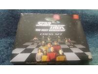 Star Trek Chess Set
