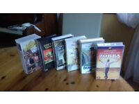 Collection of Video tapes