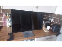 "Dell LCD 24"" Flat Screen Monitor"