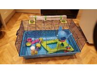 Extra large Hamster cage