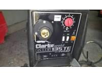 Clark 135TE Jig welder
