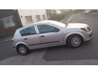 BARGAIN VAUXHALL ASTRA / MK5 / LONG M.O.T '5 DOOR HACH BACK VERY GOOD RUNNER. QUICK SALE