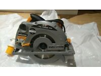 Evolution 110V circular saw