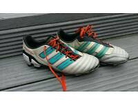 Adidas predator leather boots