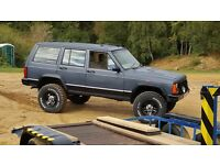 jeep cherokee 2.5lt petrol 1997