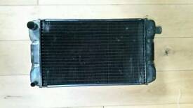 Mg midget radiator