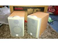 Pair of Pioneer Bookshelf speakers