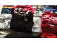 Pretty Bundle Of Girls Clothes 4-5years