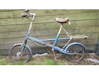 Moulton Deluxe bicycle