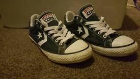 Three pairs of converse
