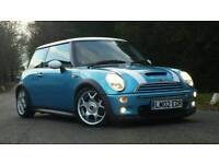 Mini Cooper S 1.6supercharged 2002 Low Mileage Lowered BBS RIMS Long Mot Great Paperwork