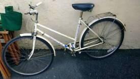 Sturmey Archer Riviera Sport cycle bike.