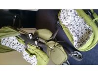 Stokke Pram with ALL accessories