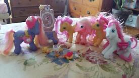 My Little Pony toys (set 3)