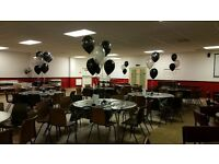 Refurbished Function Room for Hire in Essington