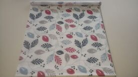 Roller Blinds (Floral) Suitable for kitchen/dining/utility
